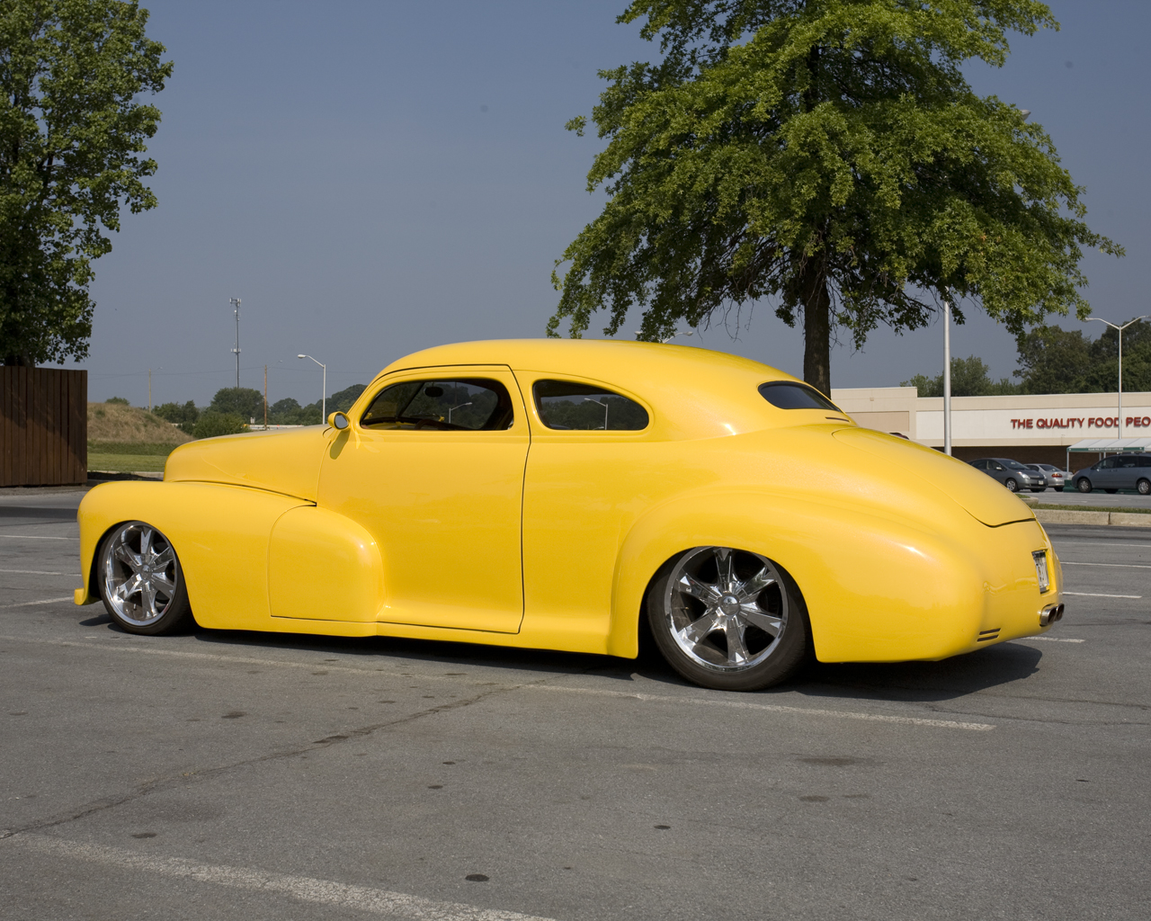 1947 Chevrolet 2-Door Coupe