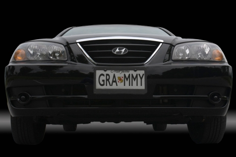 grammy's car